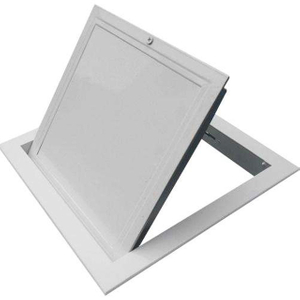 Customized Size Fire Rated Metal Duct Ceiling Aluminum Access Panel Door for Walls and Ceilings