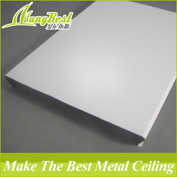 2019 S-Shaped Aluminum Gas Station Strip Ceiling Fireproof Certificate