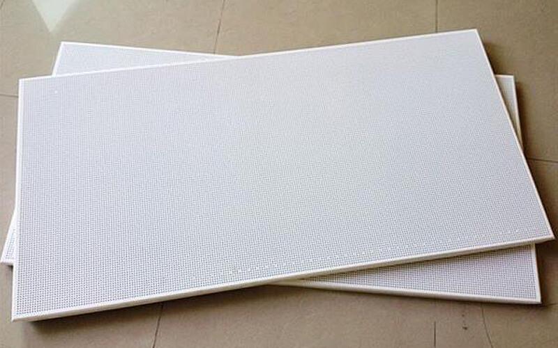 aluminum strip ceiling tiles