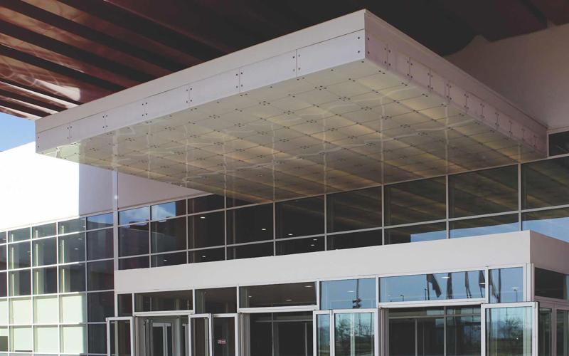 aluminum walls