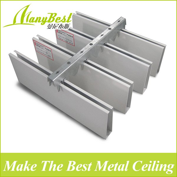 2019 New Manybset Fashion Aluminum Restaurant False Baffle Ceiling Design