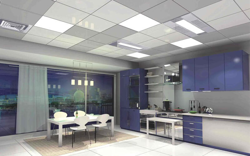 How to choose the Aluminum Clip in Ceiling