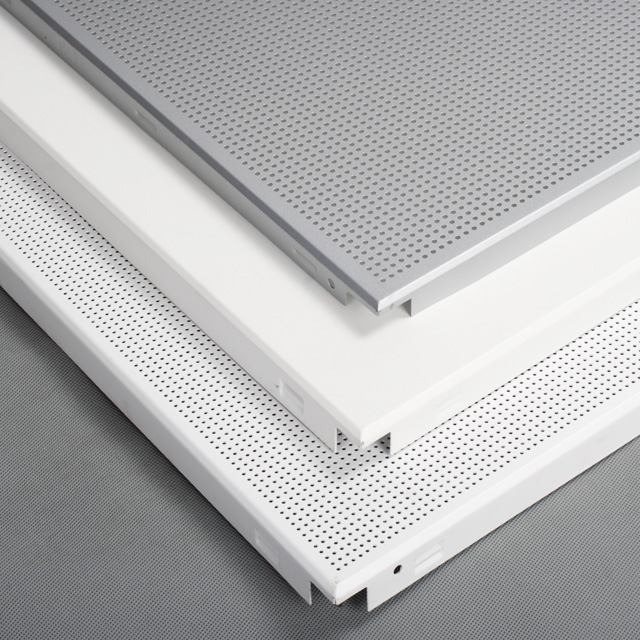 2019 China Popular 300*600 High Quality Decorative Aluminum Clip in Ceiling Tiles