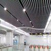 2020 Antibacterial Metal Aluminum Ceiling Baffles with CE SGS Certification